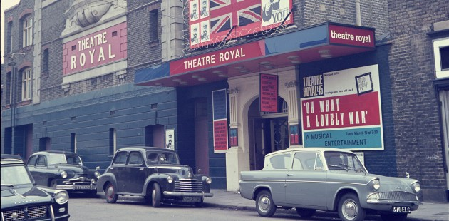 Oh What A Lovely War, Theatre Royal, Stratford East, London