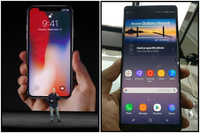 9ff8035d95 Galaxy Note 9 v Galaxy Note 8 – What s the difference and which should you  buy