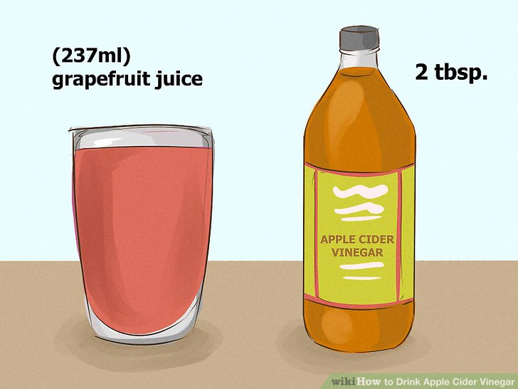 Can we drink apple cider vinegar for weight loss